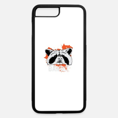 raccoon bandit animal fox gift - iPhone 7 & 8 Plus Case
