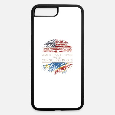 Congolese American grown with Congolese Roots - iPhone 7 & 8 Plus Case