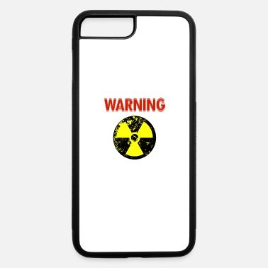 Nuclear Power Warning about nuclear power - iPhone 7 & 8 Plus Case