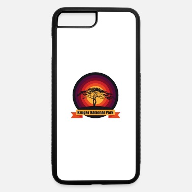 Kruger Kruger National Park - South Africa Tee - iPhone 7 & 8 Plus Case