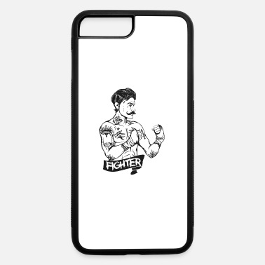 Fighter Fighter - iPhone 7 Plus/8 Plus Rubber Case