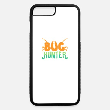 Bug Hunter Shirt Insect Insect t-shirt gifts - iPhone 7 & 8 Plus Case
