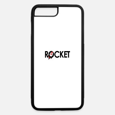 Schweerelosigkeit Rocket Space Mars Space Space Galaxy Space - iPhone 7 & 8 Plus Case