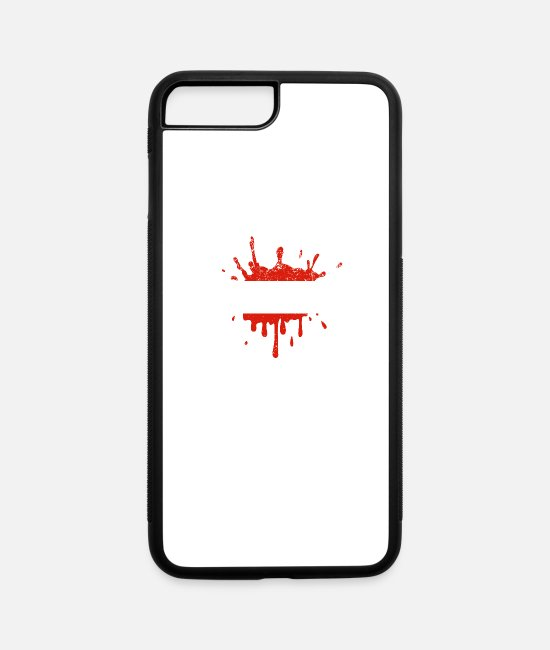 Quote iPhone Cases - Austria - iPhone 7 & 8 Plus Case white/black