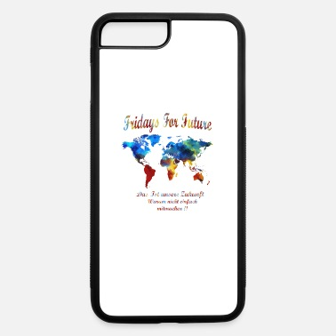 Demo Fridays For Future demo t shirt - iPhone 7 & 8 Plus Case
