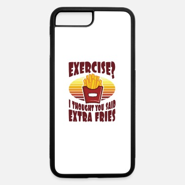 Exercise Exercise? - iPhone 7 & 8 Plus Case