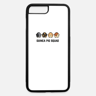 Pig Squad Guinea Pig Team Squad Friends Sport Fitness Liftin - iPhone 7 & 8 Plus Case