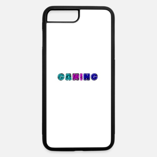 Play iPhone Cases - Gaming - iPhone 7 & 8 Plus Case white/black