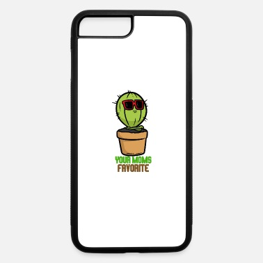 Mom's Favorite Moms Fav Mom's favorite, succulents and cactus. A - iPhone 7 & 8 Plus Case