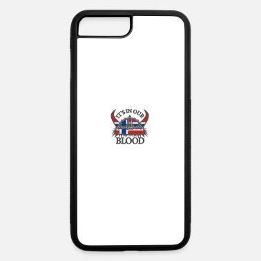Viking Norway It is in our blood Viking - iPhone 7 & 8 Plus Case