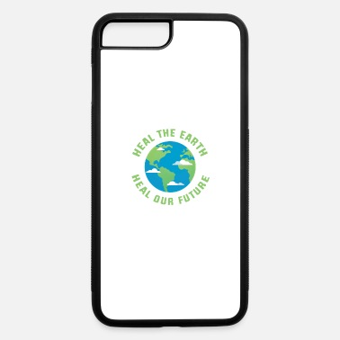 Healing Heal the earth Heal our future - iPhone 7 & 8 Plus Case