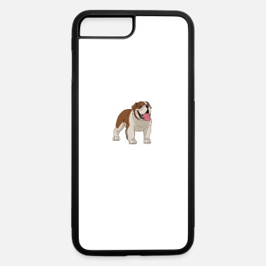 BULLDOG 3 harmless I am not - iPhone 7 & 8 Plus Case