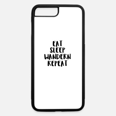 Gipfel EAT SLEEP WANDERN REPEAT - iPhone 7 & 8 Plus Case