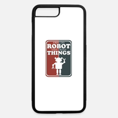 Robot Robot - iPhone 7 & 8 Plus Case