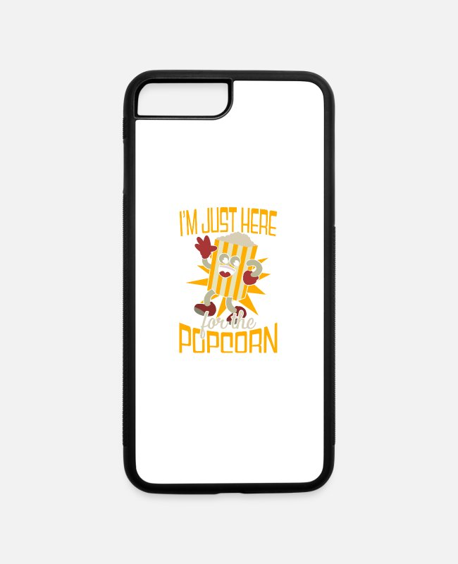 Circus iPhone Cases - Theatre Actor Stage Opera Ensemble Gift - iPhone 7 & 8 Plus Case white/black