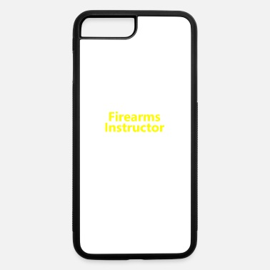 Gun Range Funny Firearms Instructor Job Career Gun Range - iPhone 7 & 8 Plus Case