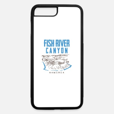 River Fish River Canyon - Namibia - iPhone 7 & 8 Plus Case