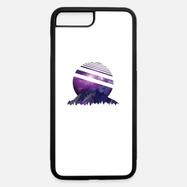 Galaxy Galaxy - Mountain - iPhone 7 & 8 Plus Case