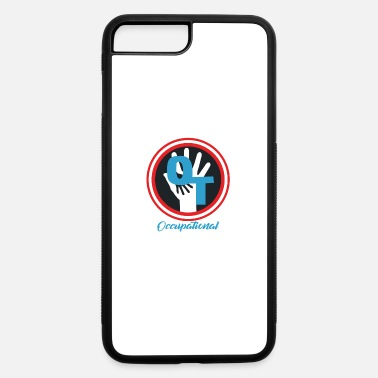 Occupational Occupational occupational therapy Simple design - iPhone 7 & 8 Plus Case