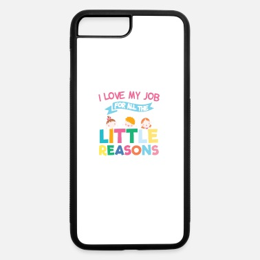 Job Nanny Mimi Baby tee - iPhone 7 & 8 Plus Case