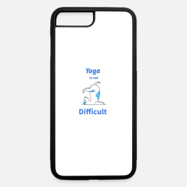 Buddhism Yoga is not difficult 5 - iPhone 7 & 8 Plus Case
