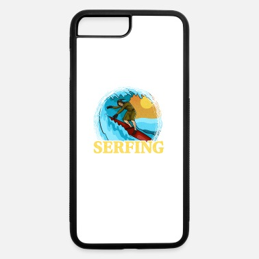 Surfing Serf - iPhone 7 & 8 Plus Case