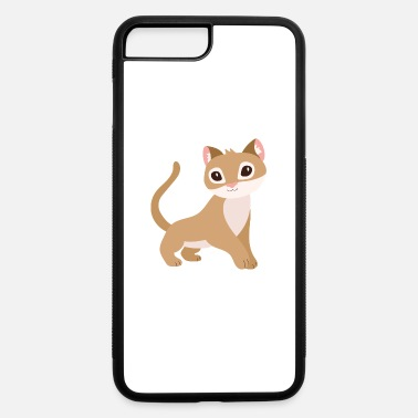 Cougar Cougar - iPhone 7 & 8 Plus Case