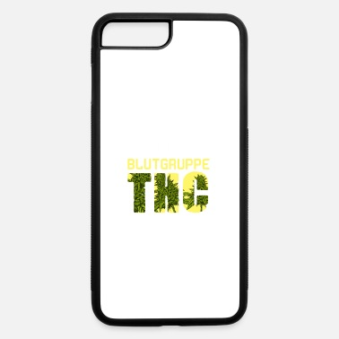 Michelangelo Weed Blutgruppe THC Smoke Weed Cannabis - iPhone 7 & 8 Plus Case