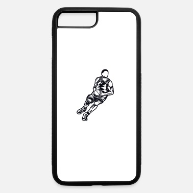 Basketball Player Basketball basketball player - iPhone 7 & 8 Plus Case
