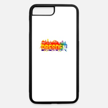 Dialect Dresden Saxony - iPhone 7 & 8 Plus Case