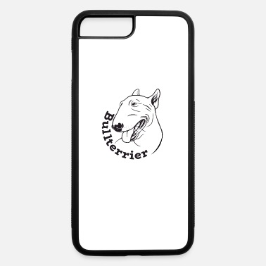 Purebred Dog Miniature Bull Terrier Bully Gift - iPhone 7 & 8 Plus Case