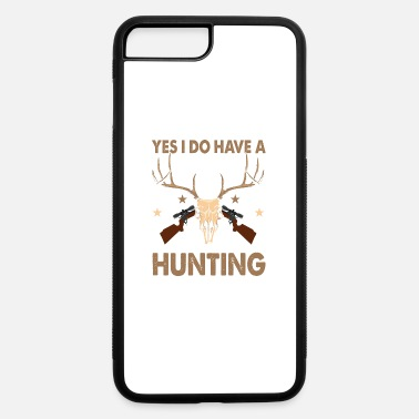 Retired Afghanistan Retirement Funny Deer Hunter Hunting Gifts - iPhone 7 & 8 Plus Case