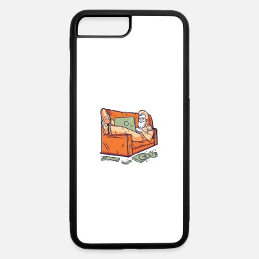 Office Humor Work At Home My Outfit Office Humor Home Office - iPhone 7 & 8 Plus Case
