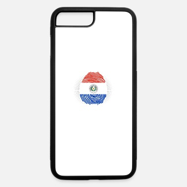 Tours Paraguay America Travel Gift Idea - iPhone 7 & 8 Plus Case