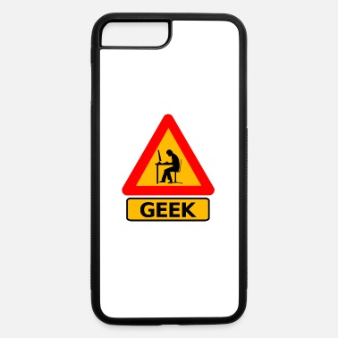 Geek Geek at work - iPhone 7 & 8 Plus Case