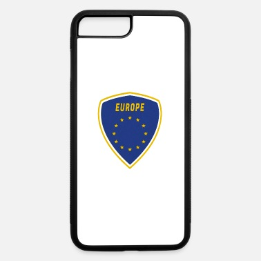 Europe Europe Emblem - iPhone 7 Plus/8 Plus Rubber Case