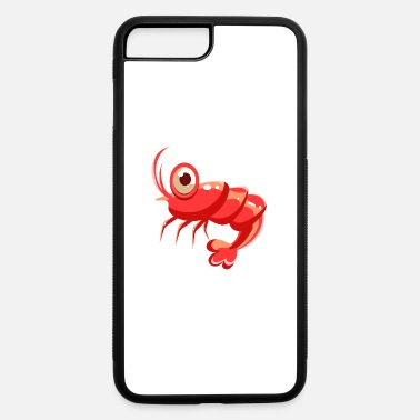 Delicacy Shrimp fresh seafood plankton food delicacy art - iPhone 7 & 8 Plus Case