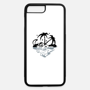South Seas An island in the sea - iPhone 7 & 8 Plus Case