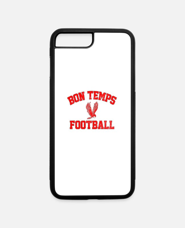 TV iPhone Cases - Bon Temps Football - iPhone 7 & 8 Plus Case white/black