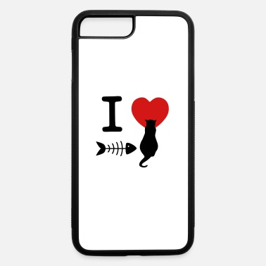 Smelly I LOVE SMELLY CAT - iPhone 7 & 8 Plus Case