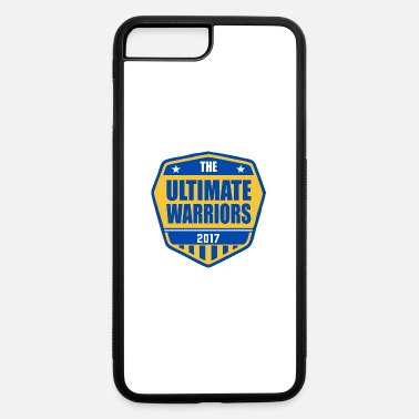 Ultimate Warrior The Ultimate Warriors Celebration White - iPhone 7 & 8 Plus Case