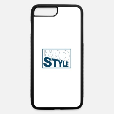 Hardstyle Hardstyle - iPhone 7 Plus/8 Plus Rubber Case