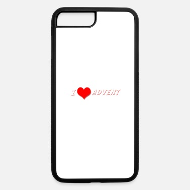 Advent I love advent - iPhone 7 Plus/8 Plus Rubber Case
