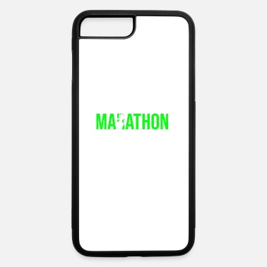 Marathon Runner Marathon Runner - iPhone 7 & 8 Plus Case