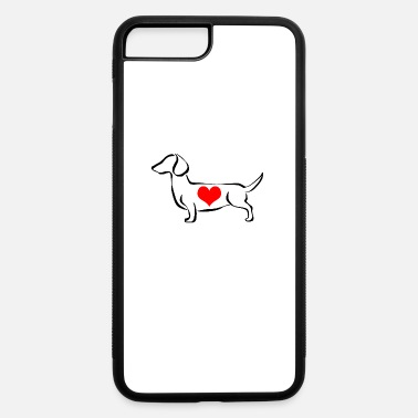 Dog Lover Dog lover - iPhone 7 & 8 Plus Case