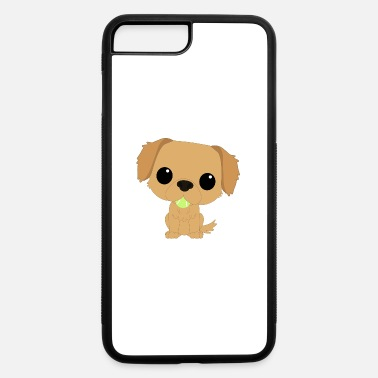 Cute Golden Retriever cute golden retriever - iPhone 7 & 8 Plus Case