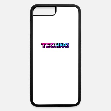 Techno Techno - Techno music - iPhone 7 & 8 Plus Case