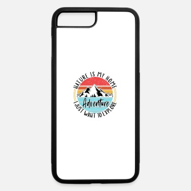 Hiking Equipment hiking equipment hiker gift idea hiking apparel - iPhone 7 & 8 Plus Case
