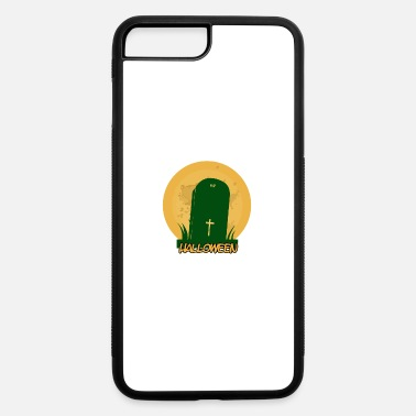 Grave halloween grave - iPhone 7 & 8 Plus Case