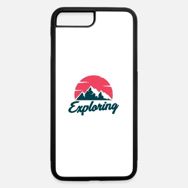 Exploring Exploring - iPhone 7 & 8 Plus Case